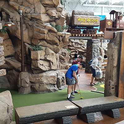 Moose Mountain Adventure Golf
